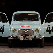 Renault 4 by Renault 4 in Renault 4 Sport