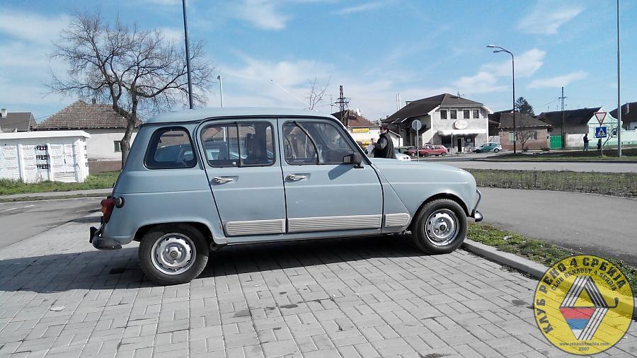 r4 by oskar su in Moj Renault 4