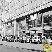 Classic Renault 4