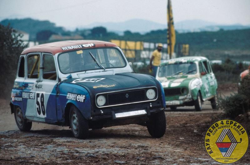 Renault 4 Sport