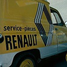 Renault 4 F4 by Renault 4 in Klasični Renault 4