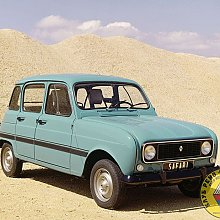 Renault 4 Safari