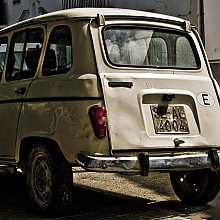 Renault 4 HDR