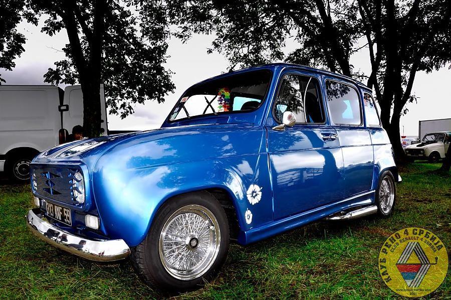 Renault 4 tuning