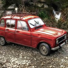 Renault 4 HDR by Renault 4 in Klasični Renault 4