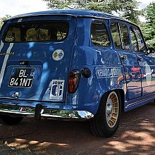Renault 4 tuning by Renault 4 in Renault 4 Tuning & Styling