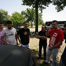 Okupljanje u Novom Sadu, 17.05.2009.