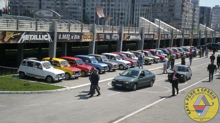 Skup, Beograd, 21-22.04. 2012.