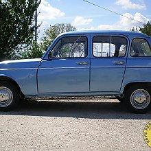Plavi Renault R4TL