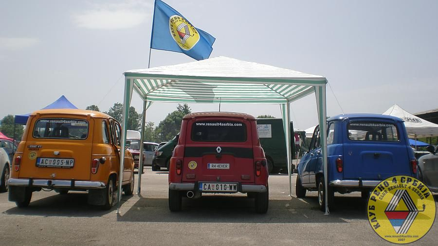 Renault 4 Serbia by Neb_Mes_Ur_Mau in Renault 4 Tuning & Styling