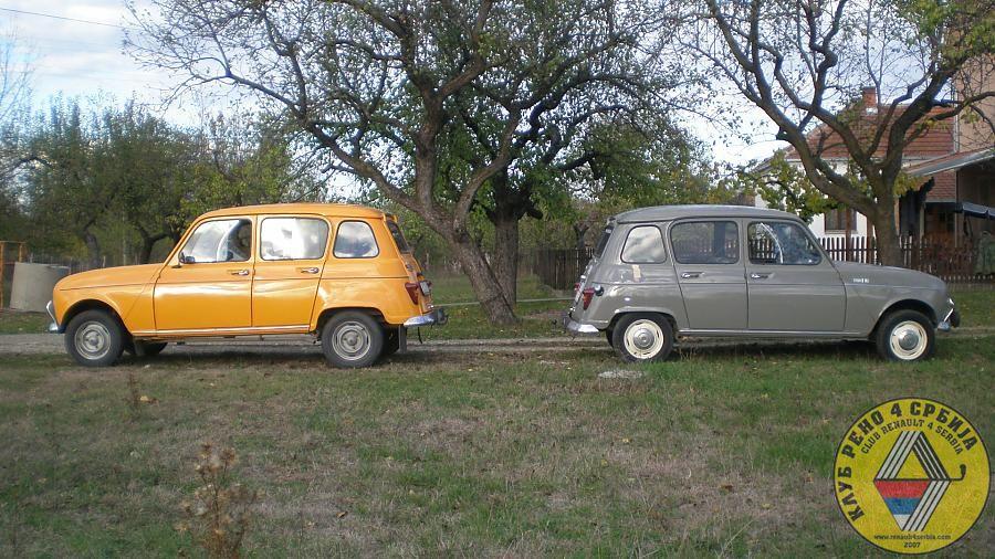 R4, R4 and R4's only... by Neb_Mes_Ur_Mau in Moj Renault 4