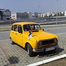 Renault 4 Tweety