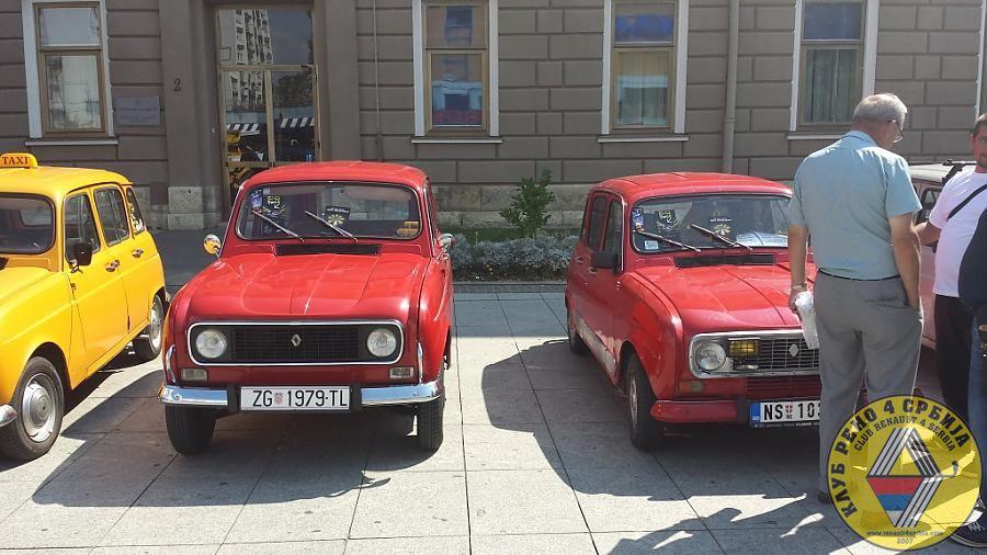 Slavonski Brod 7. Renault susreti 31.08