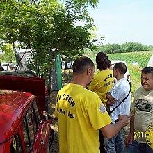 Nomadski vikend Mađarska-Kištelek 20.-22.05.2011.
