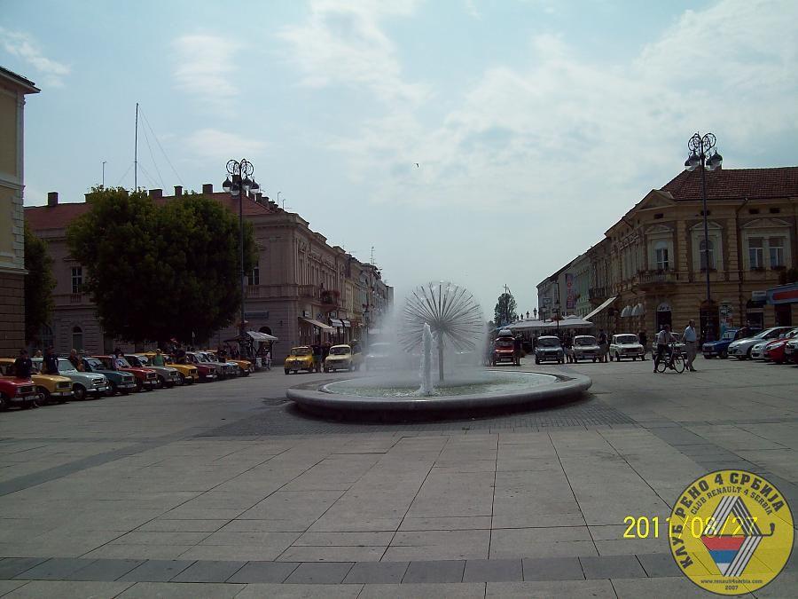 Okupljanje Hrvatska , Slavonski Brod 27.08.2011. by FreeLance in 2011.