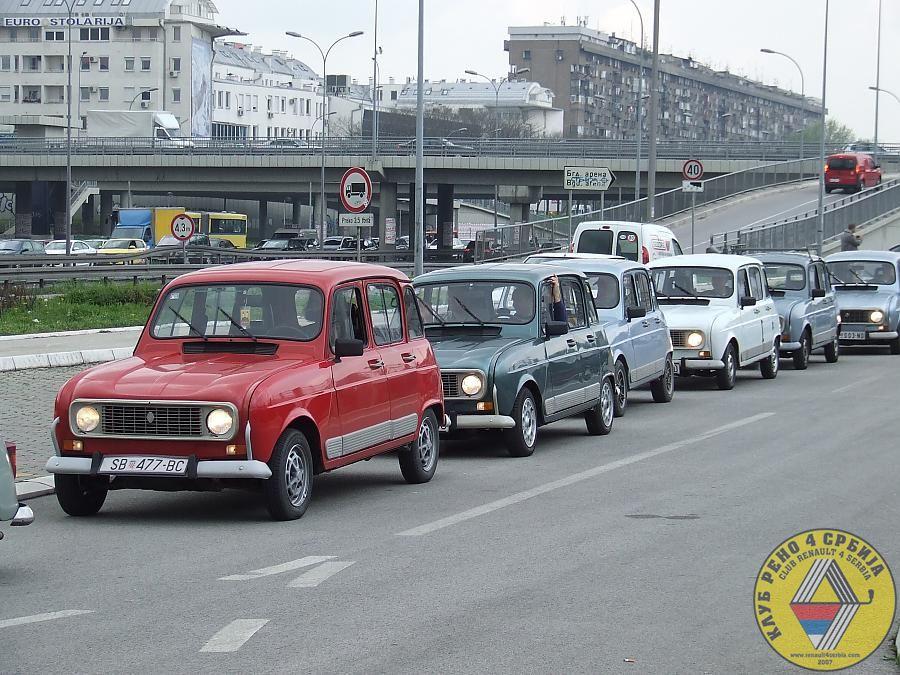 Okupljanje 16.4.2011.Beograd/Zemun by FreeLance in 2011.