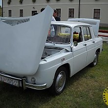 Renault 8 by FreeLance in Renault 8