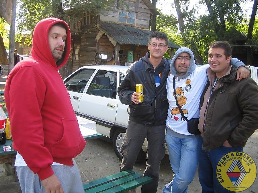 Okupljanje Sombor/ Baračka 15.10.2011. by FreeLance in 2011.