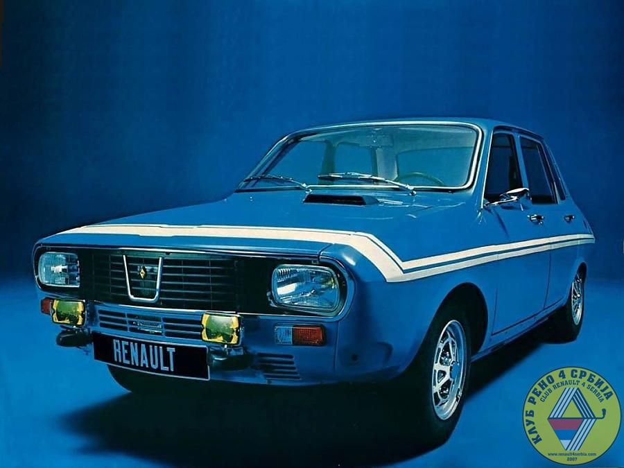 Renault 12 Gordini by FreeLance in Ostala Renault vozila
