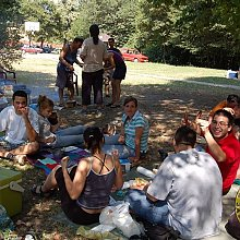 Okupljanje 08.07.2007