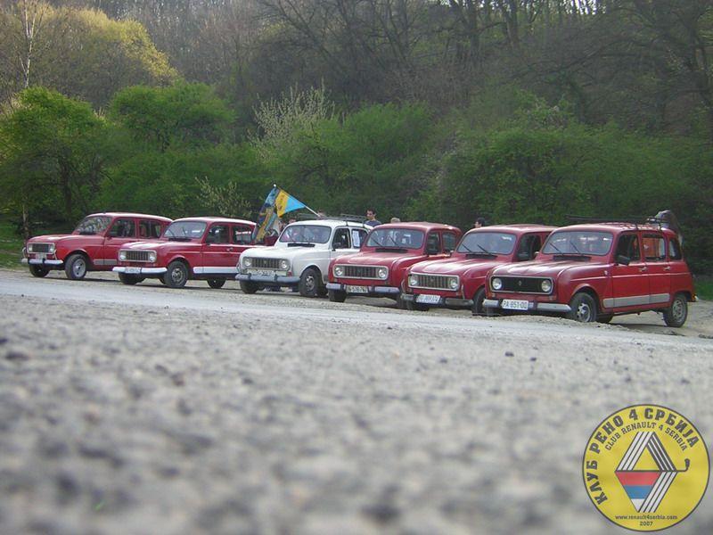 Okupljanje 1.4.2007