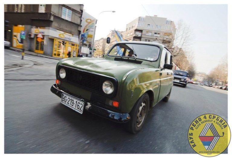 Zelenko.... by Pasha in Moj Renault 4