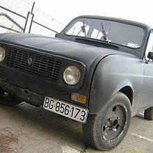 Renault 4 Stealth by Pasha in Moj Renault 4