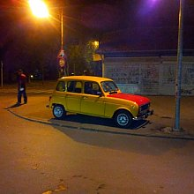 Renault 4 Tweety by Pasha in Moj Renault 4