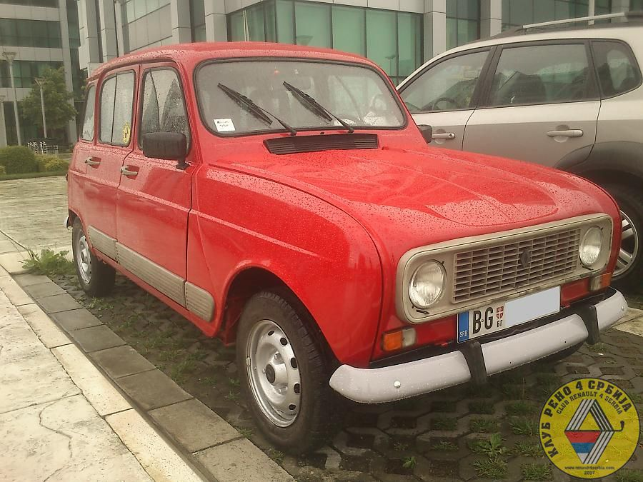 GTL '90 by Nikola_5044 in Moj Renault 4