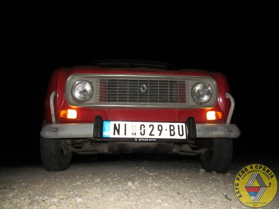Ljubimce by mistery in Moj Renault 4